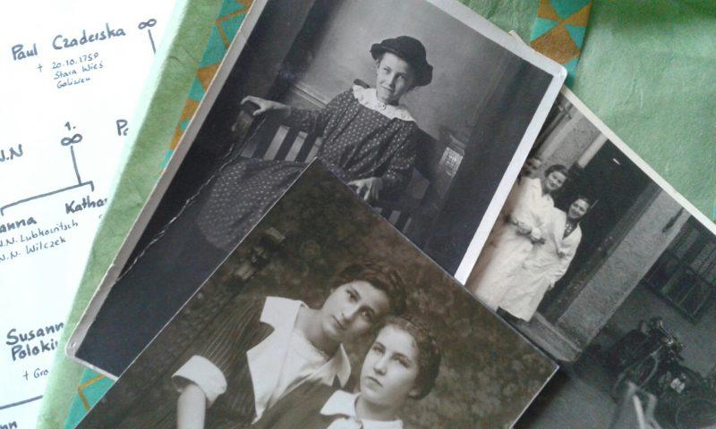 Familienerbe und Genealogie